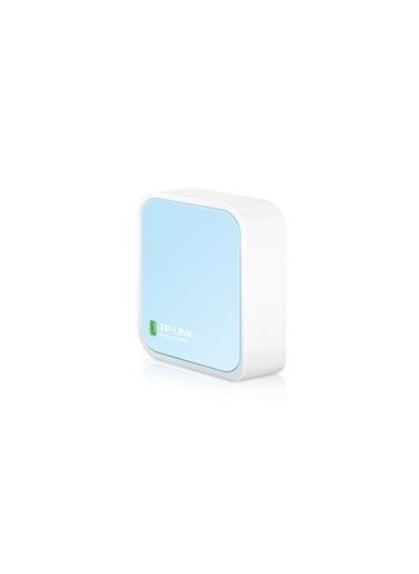 TP-LINK TP-LINK Tl-Wr802N 300Mbps Kablosuz Nano Router Renkli